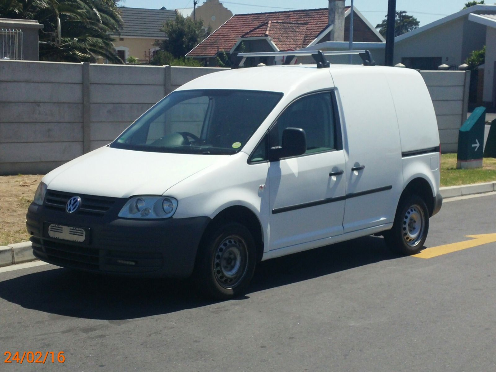 Autonet Helderberg CADDY PANEL VAN CADDY 1.6i F/C P/V