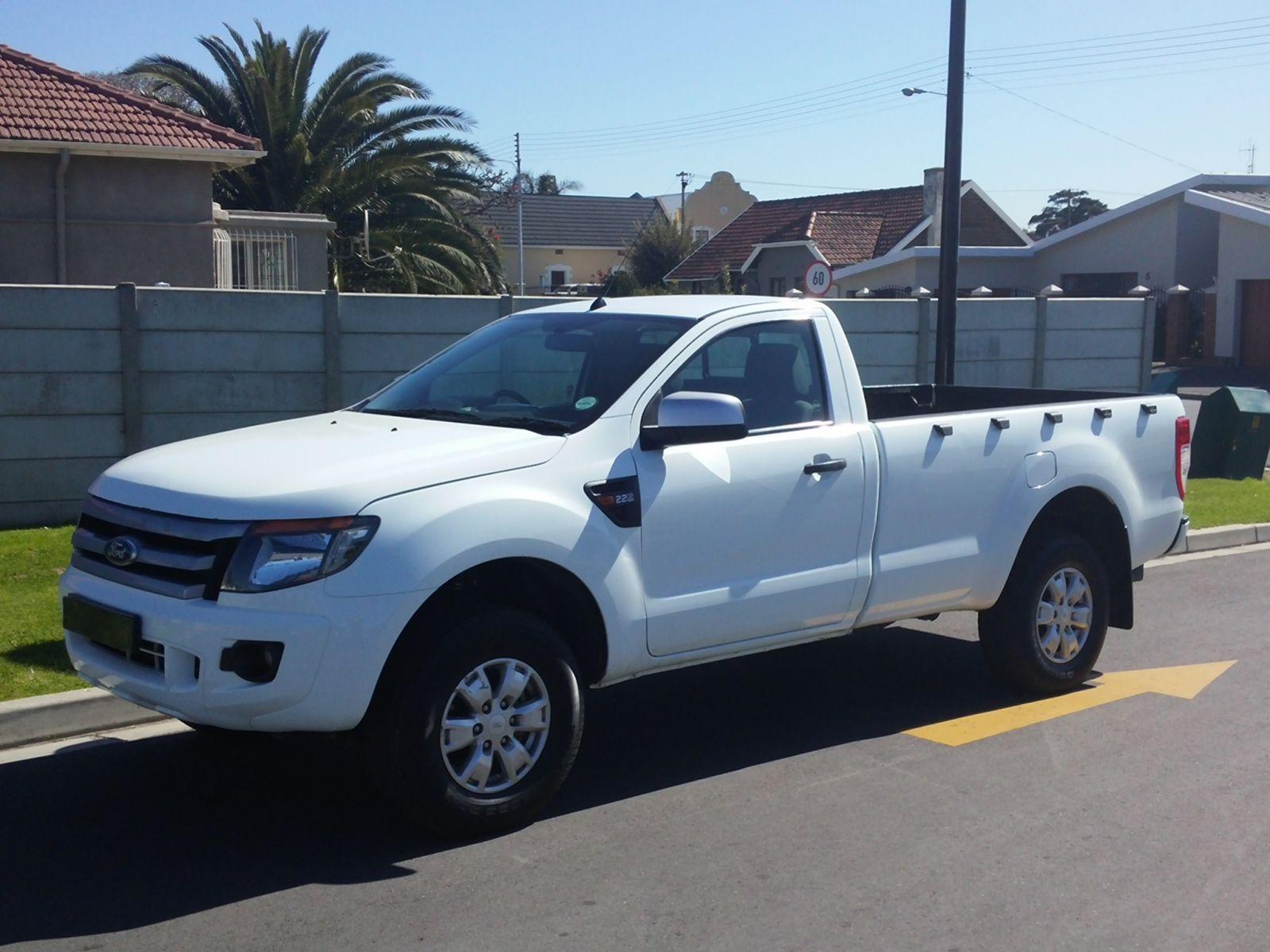2012 ford ranger ranger 2 2tdci xls p u s c