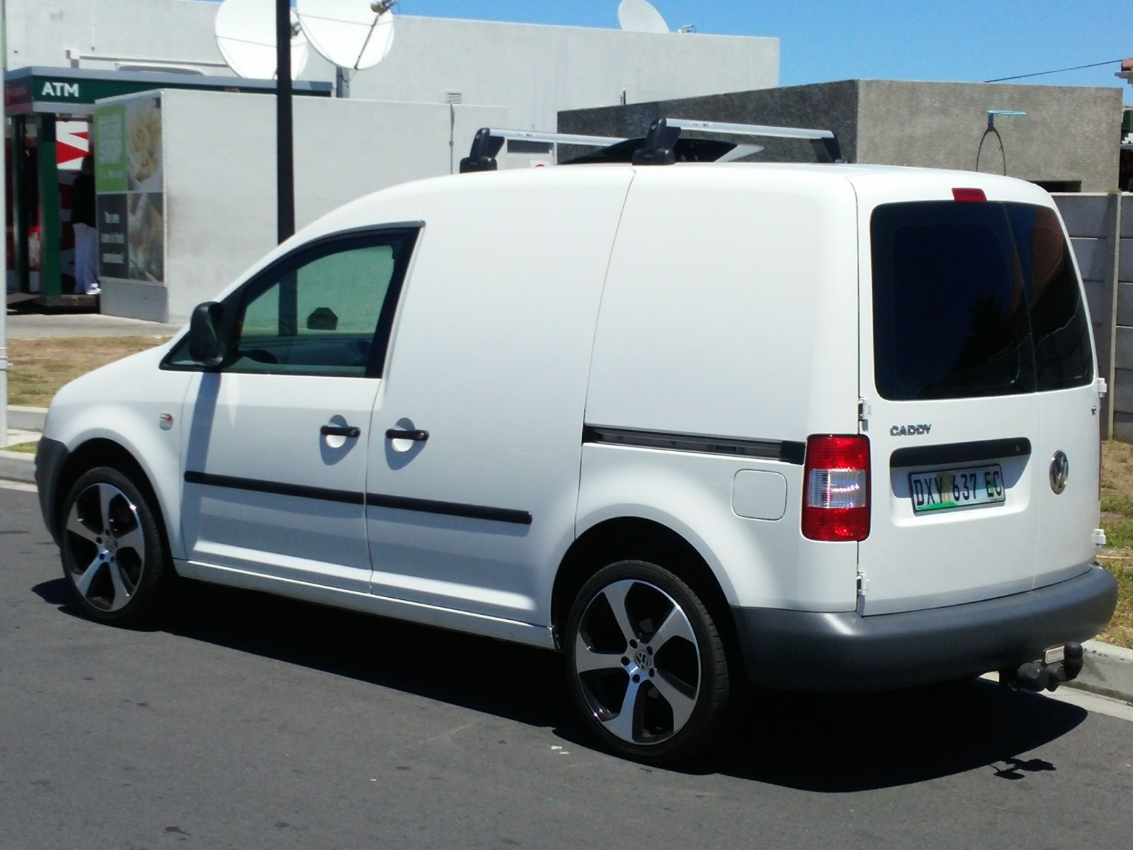 Opel Chevy Corsa Utility Or Nissan Np200 The Volkswagen Club Of South Africa