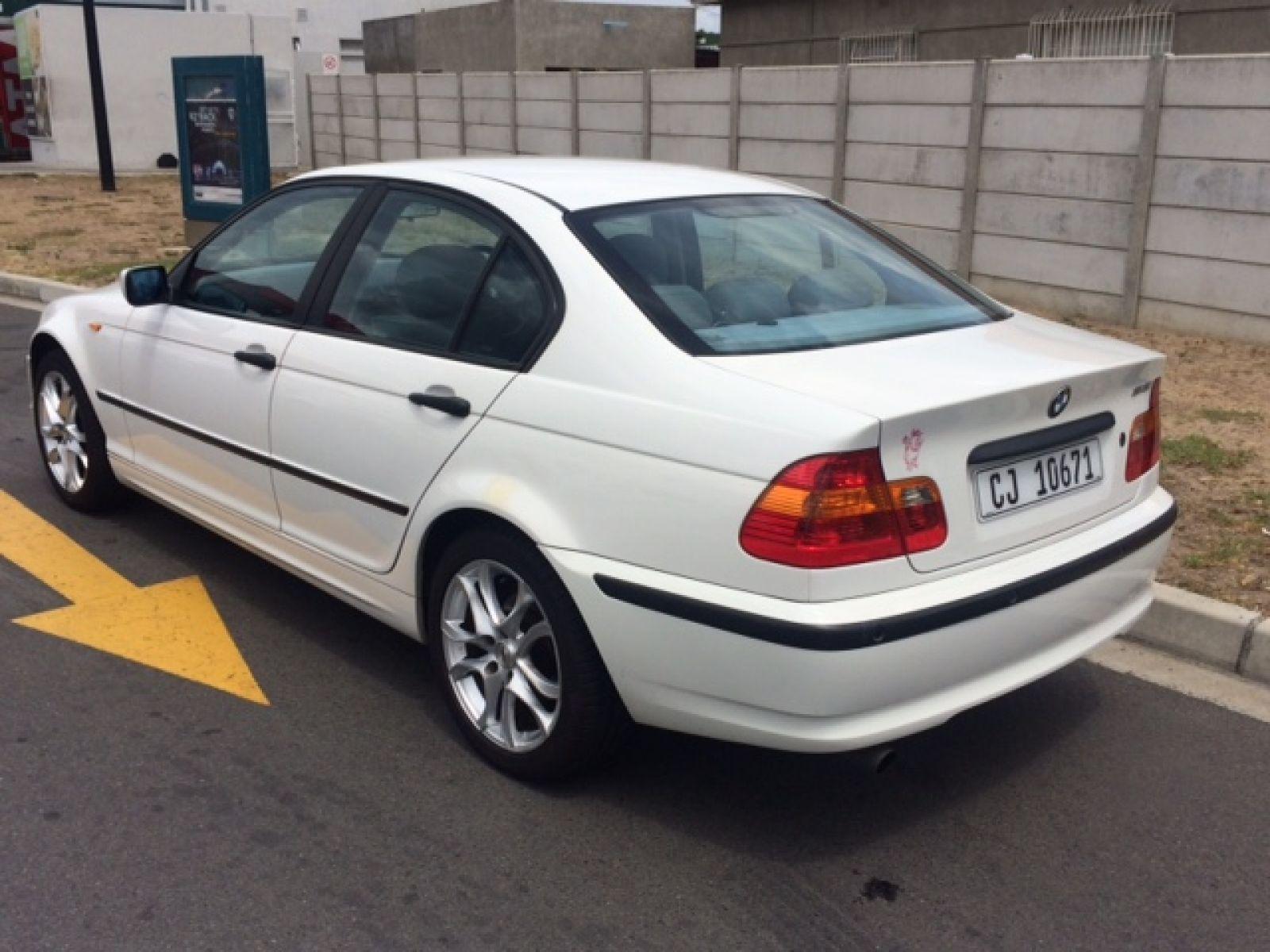 2003 BMW 3 SERIES SEDAN 318i Exclusive E46F L