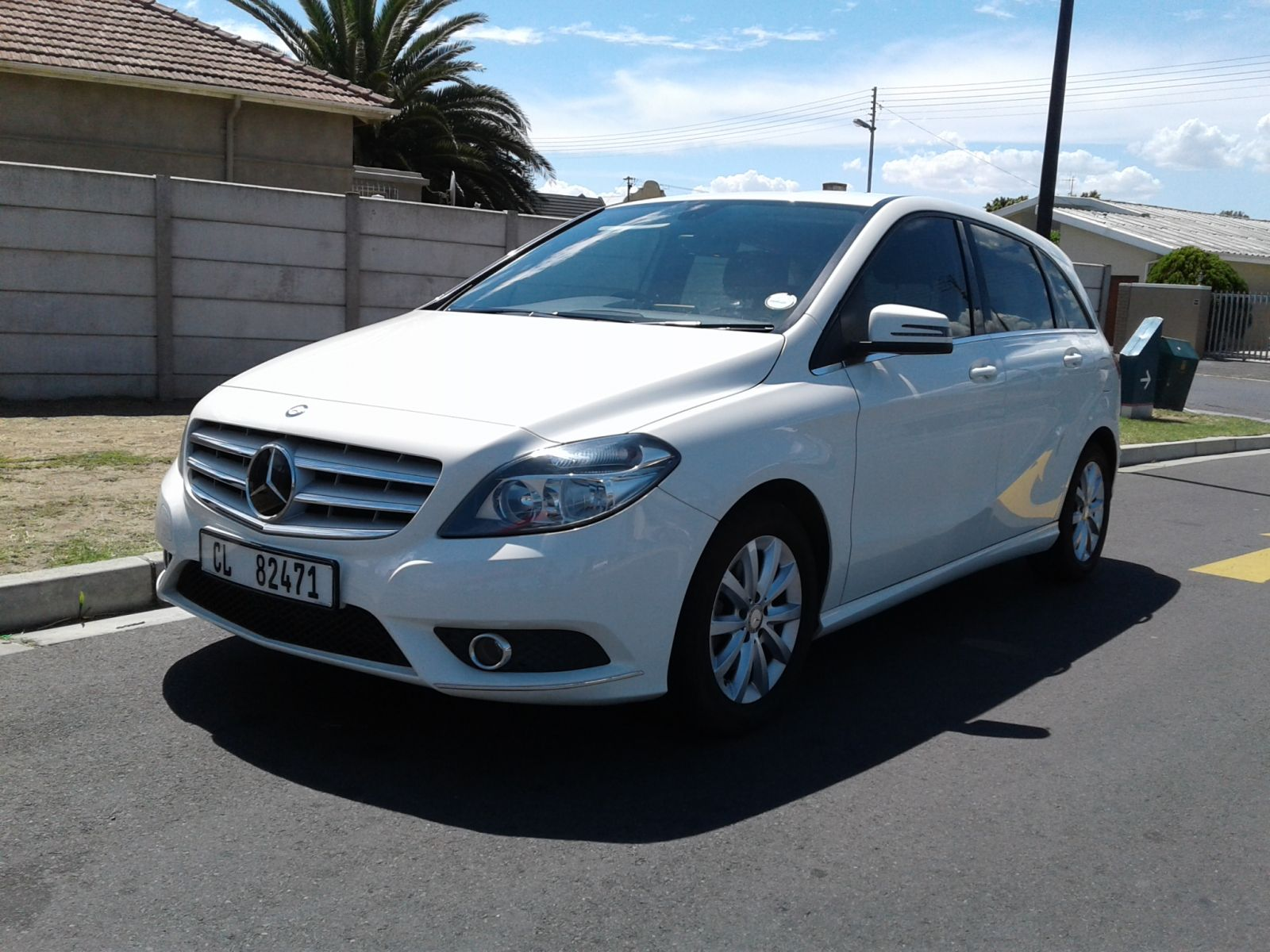 B200 CDI BE A/T