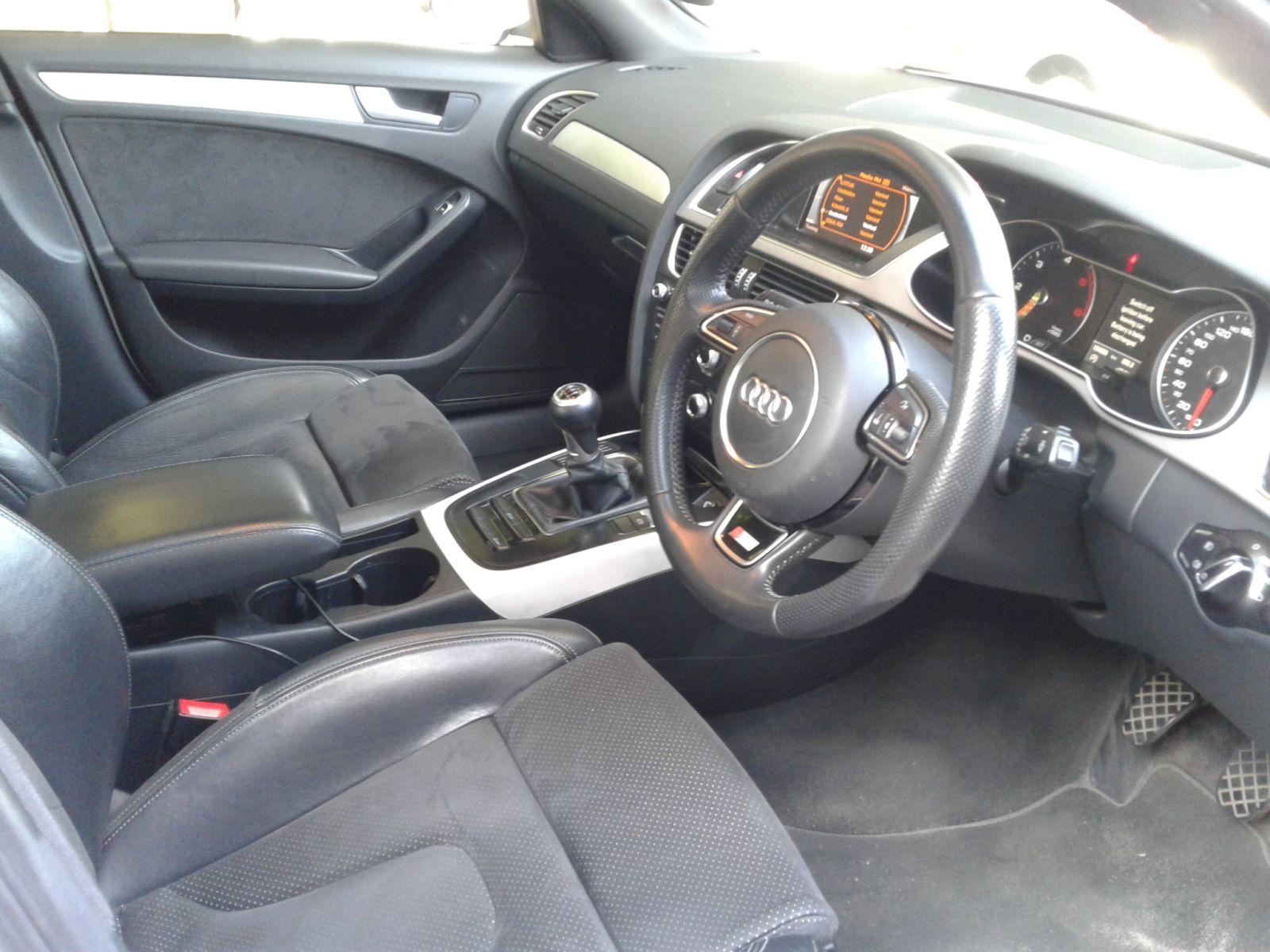 2013 AUDI A4 SEDAN A4 2.0 TDI S 105kW