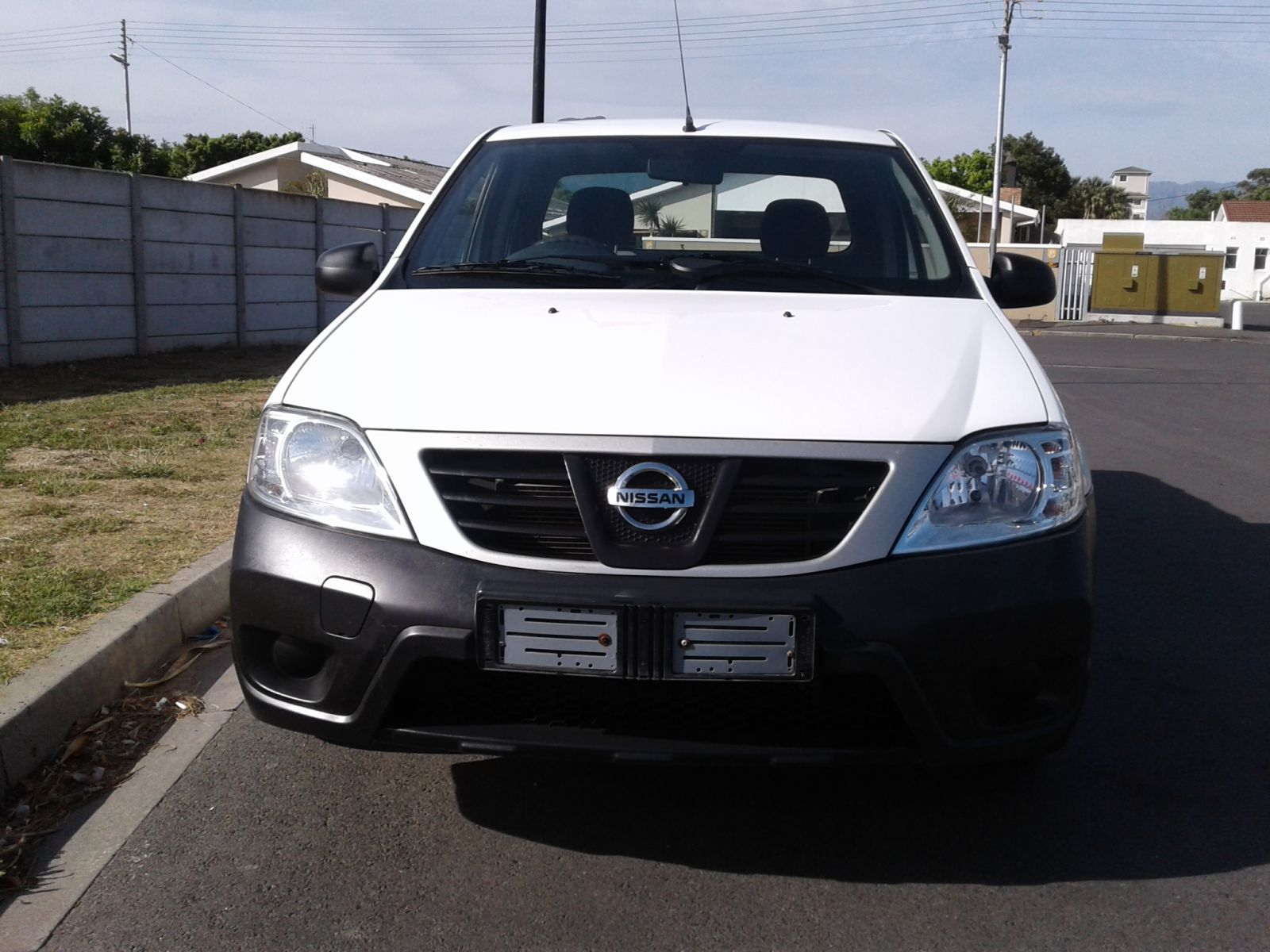 2016 NISSAN NP200 NP200 1.6  A/C SAFETY PACK P/U S/C