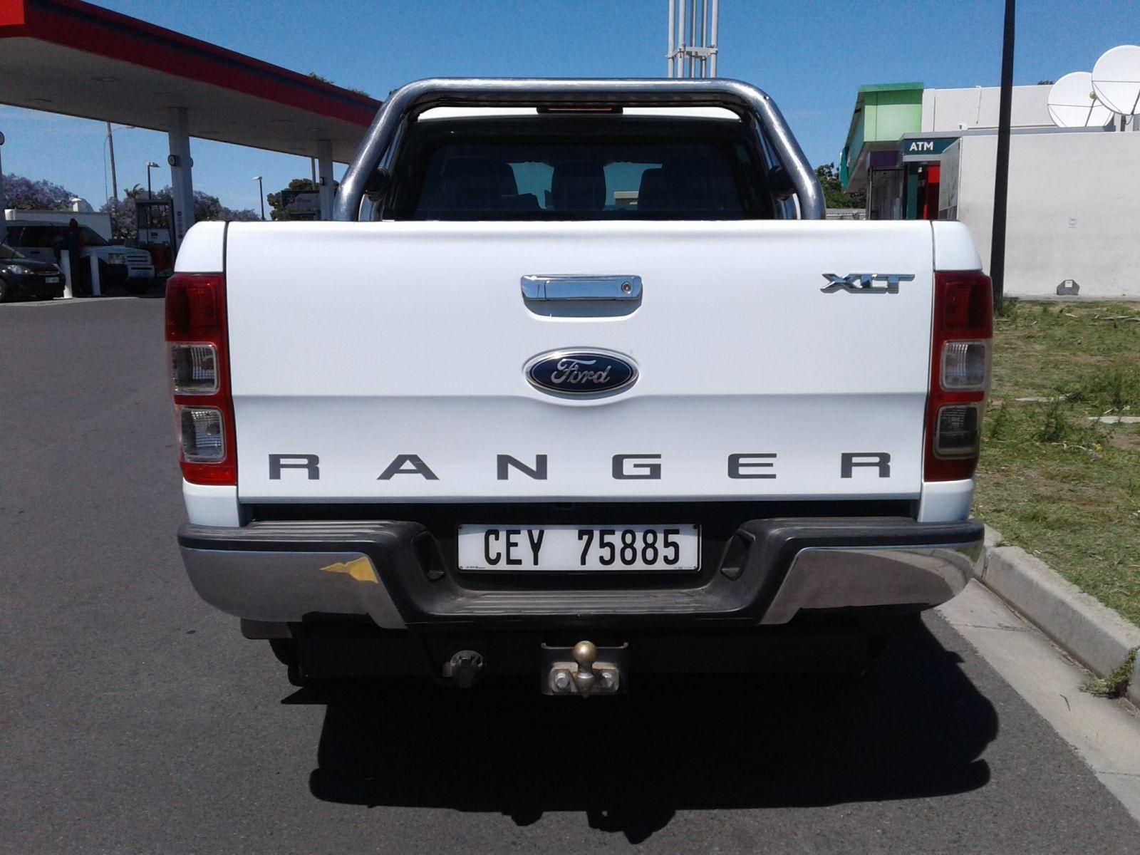 2013 FORD RANGER RANGER 3.2TDCi XLT 4X4 A/T P/U D/C