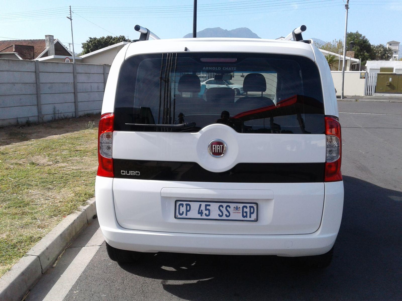 2013 FIAT QUBO QUBO 1.4