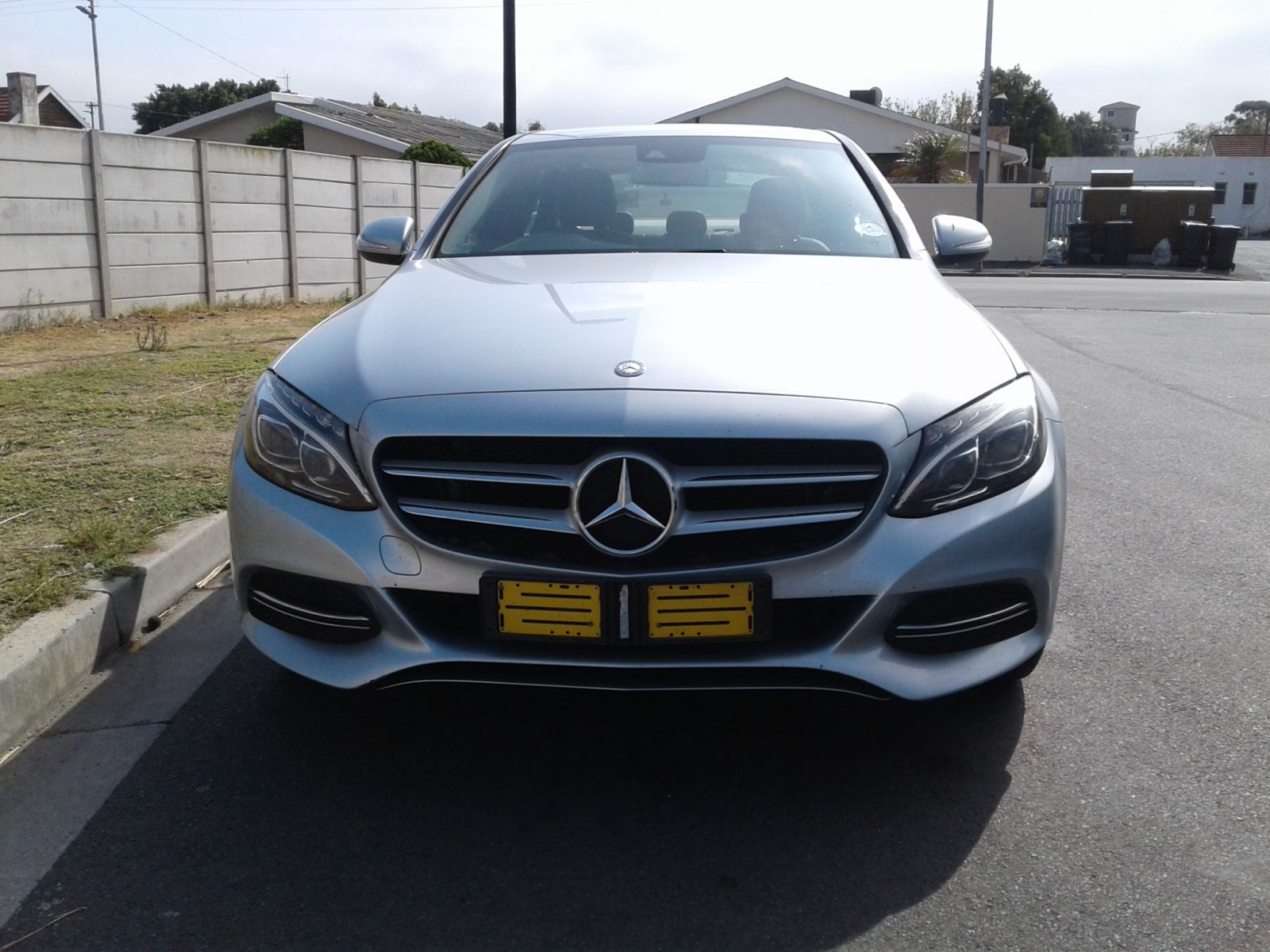 2014 MERCEDES-BENZ C-CLASS SEDAN C220 BLUETEC AVANTGARDE