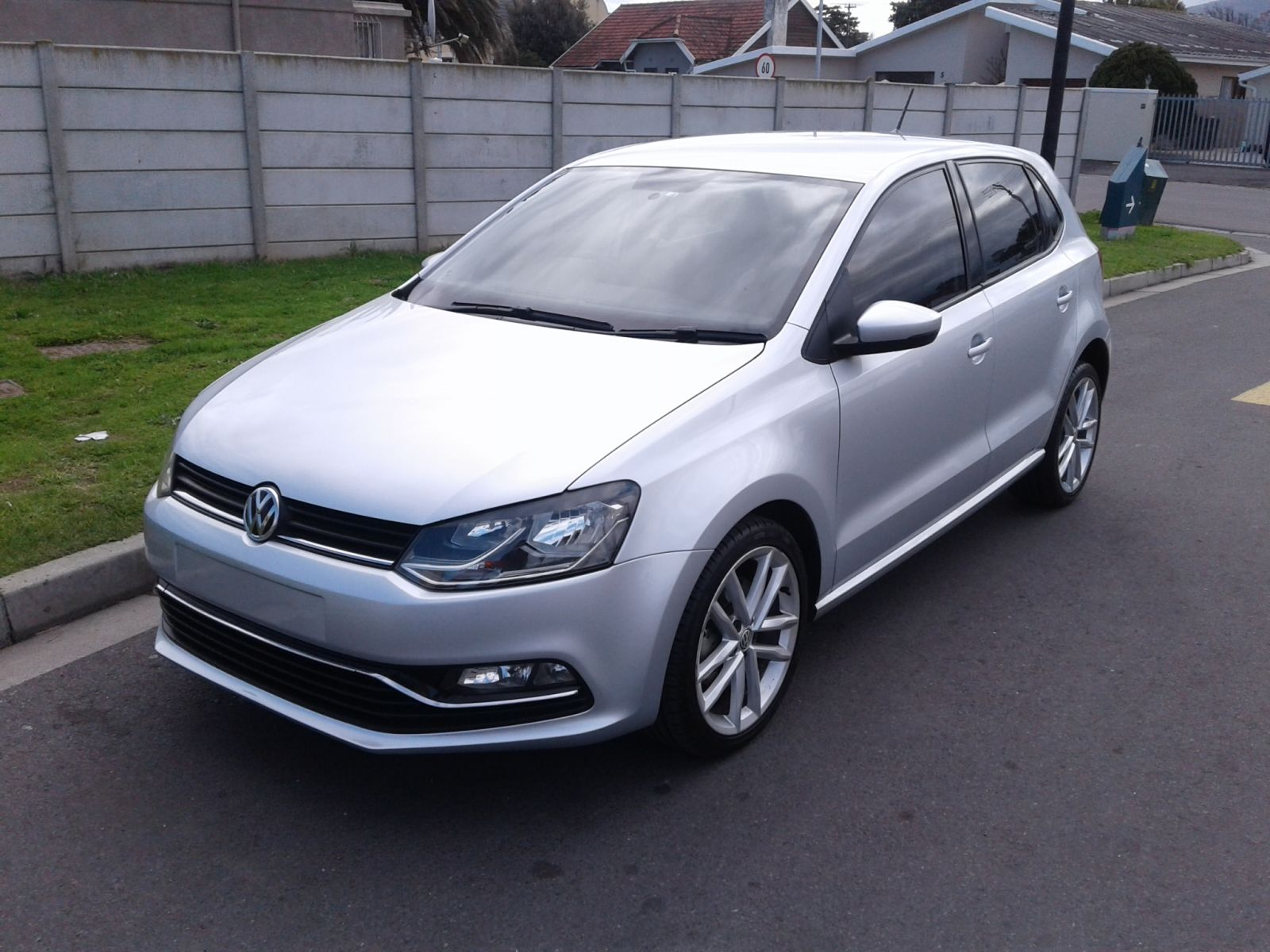2016 VOLKSWAGEN POLO POLO GP 1.4 TDI HIGHLINE